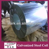 yield strength galvanized steel