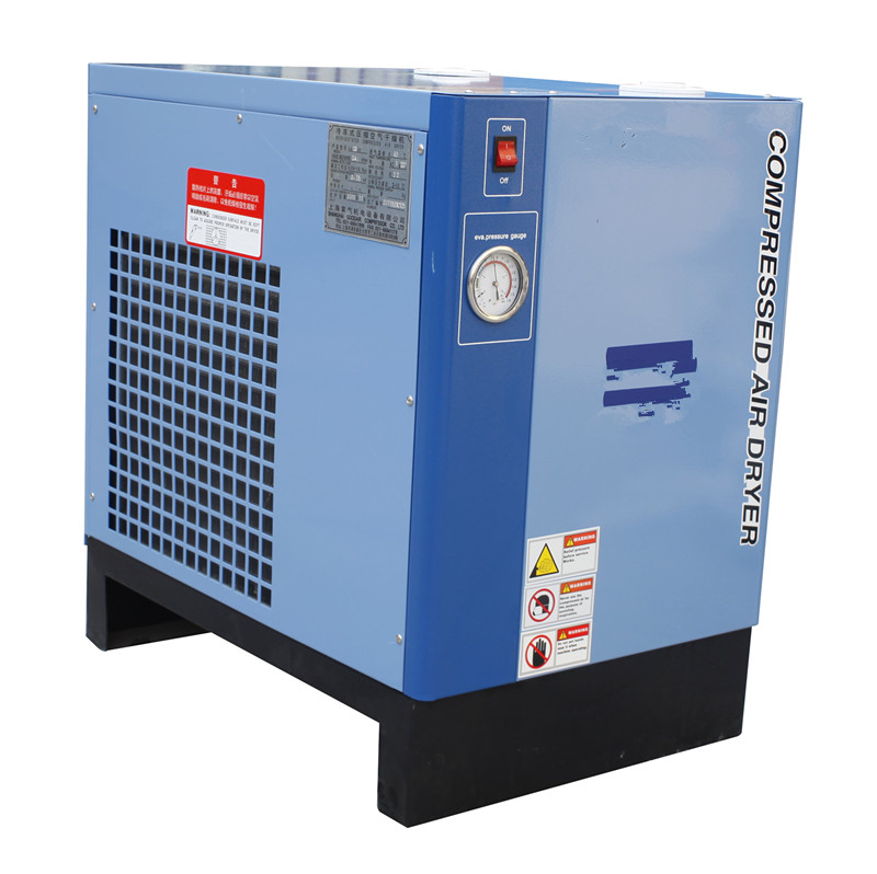671 scfm refrigerated compressed air dryer