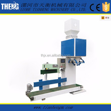 25kg bulk bag charcoal packing machine, bulk bag filler stitcher