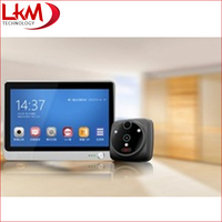 Best Quality Factory Direct Wifi Doorbell Camera Digital Door Peephole Viewer