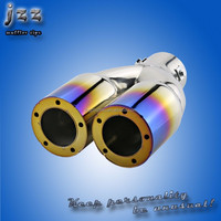 High Quality dual exhaust muffler tip for bmw e46