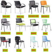 Good price modern office chair/Visiting four legged standing chair