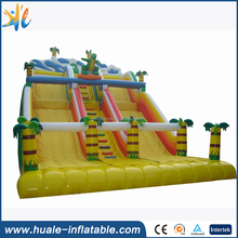Commercial inflatable water slide, water park used slide