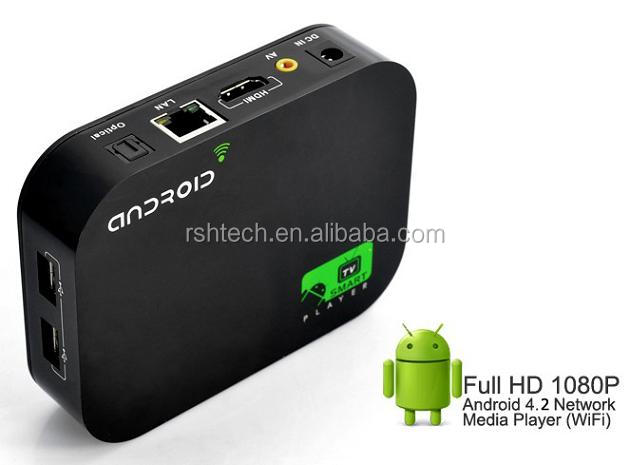 dual core Allwinner A20 android smart tv box ,support google TV market ,build in wifi and excellent xmbc