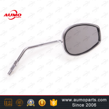 OEM Quality motorcycle spare parts right rear view mirror part for QIANJIANG QJ125-H