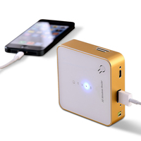 portable WiFi Router with RJ45 CDMA EVDO 3g wifi router with power bank