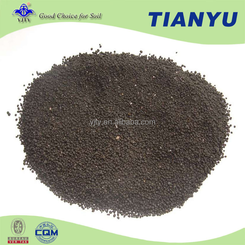 Hot Selling Organic Fertilizer Tea Seed Cake Black for Aquaculture and Agriculture