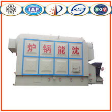 industrial low noise coal fired hot water boiler for sale