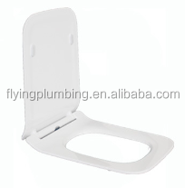 Urea European standard custom made ultrathin toilet seat U8102S