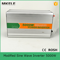 MKM5000-241G off grid modified sine wave inverter 5000 watt inverter 5000w,24 volt dc to 110 volt ac from China