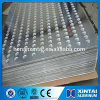 light weight high wearability aluminium hole punch sheet perforated metal roofing sheet price