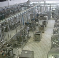 Milk Production Line, Dairy Processing Machines
