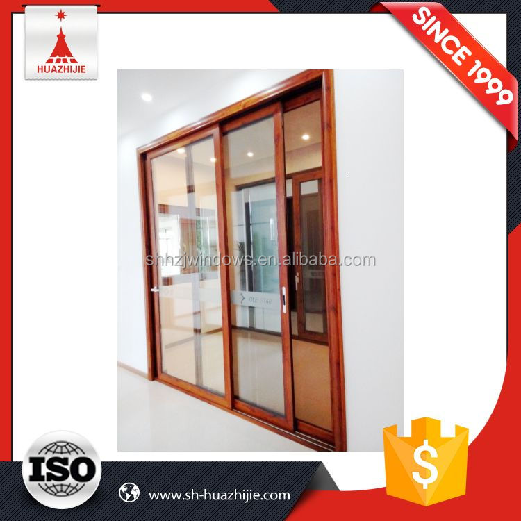 Wholesale professional interior aluminum sliding door