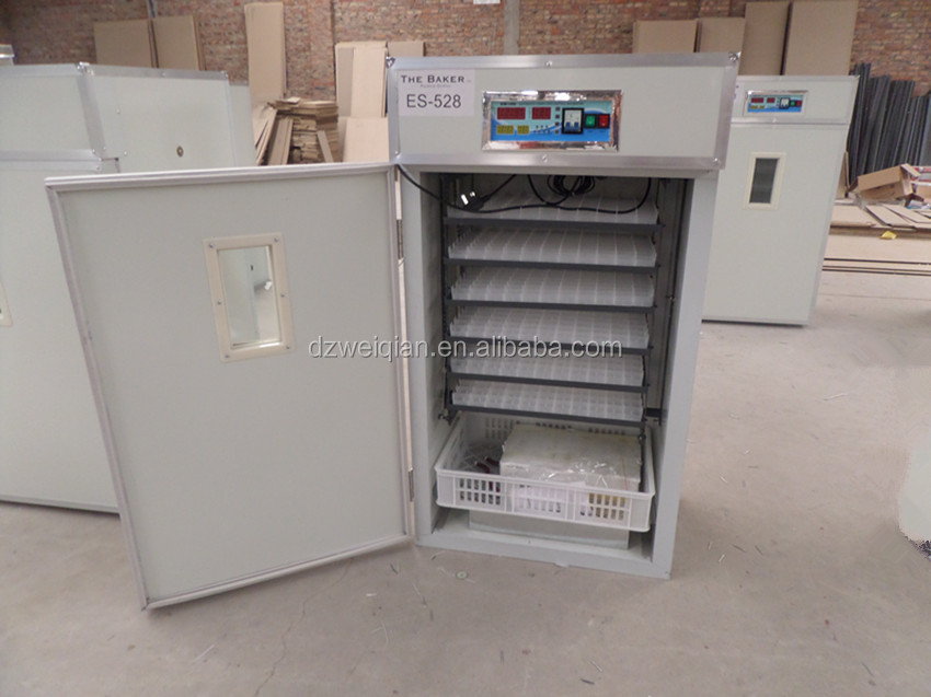 Hatchery equipment for fertilized egg commercial egg incubator for sale