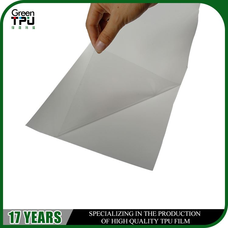 Thermoplastic Hot Melt Adhesive Interlayer Film