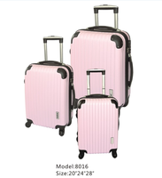 China Zhejiang Spinner polycarbonate luggage