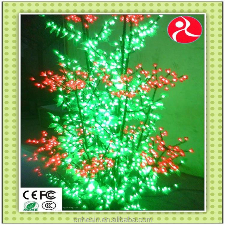 artificial led weeping willow tree lighting zhongshan