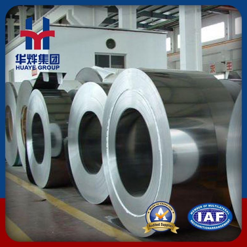 Ss 201 Aisi Stainless Steel Coil In Strips Band