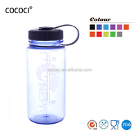 Yongkang factory cheap promotional plastic squeeze bottles for water