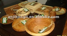 Bamboo Kitchenware Artwork