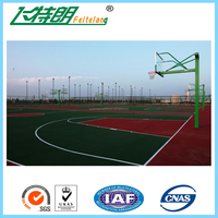 Acrylic acid paint for basketball/badminton/ volleyball court