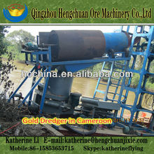Small Gold Grab Dredger