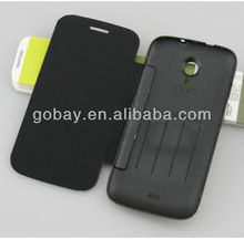 A116 flip leather case for micromax from Manufacturer