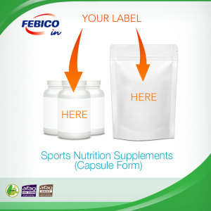 Sports Nutrition Capsule Supplements to Increase Physical Activity and Maintain Oxygen Production