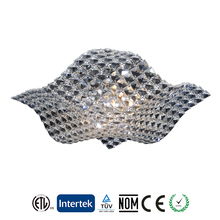 Decorative Round Modern Ceiling Lamp Iron Base Material crystal ceiling light cheap ceiling lamp Manufacturer & Supplier