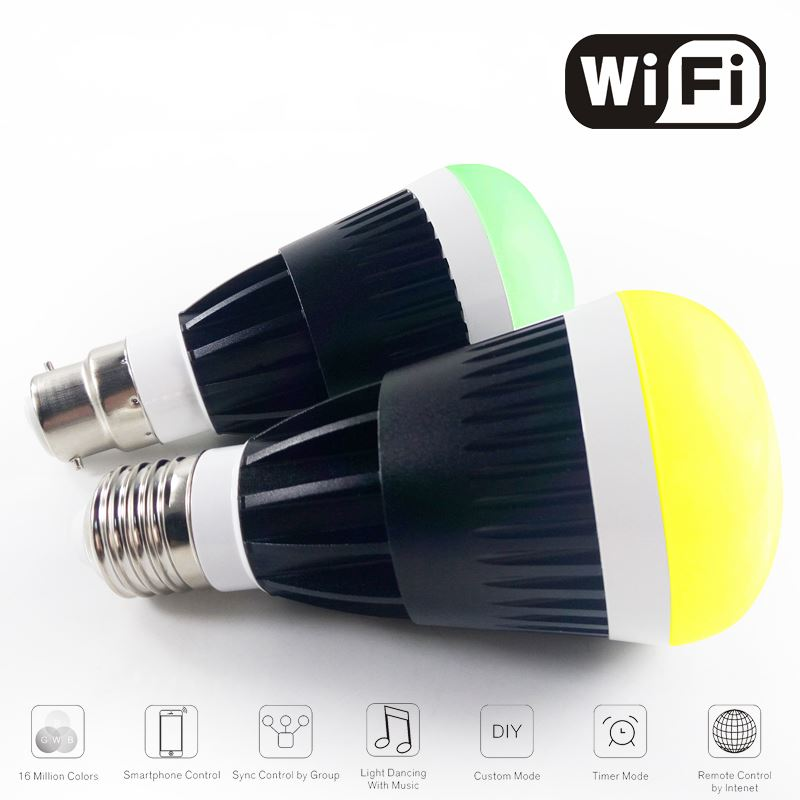 hot sales product 2016 WiFi Bluetooth low cost led bulb light with bluetooth