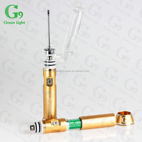 2016 g9 h-nail plastic glass pipe replacement henail with CE certificate