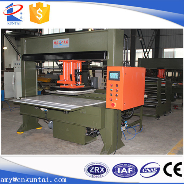 Travel Head Cutting Machine for Abrasive Paper/Football/shoes