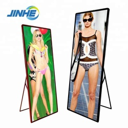 Super Slim Indoor p2.5 p3 Mirror LED Display Screen Panel for Advertising