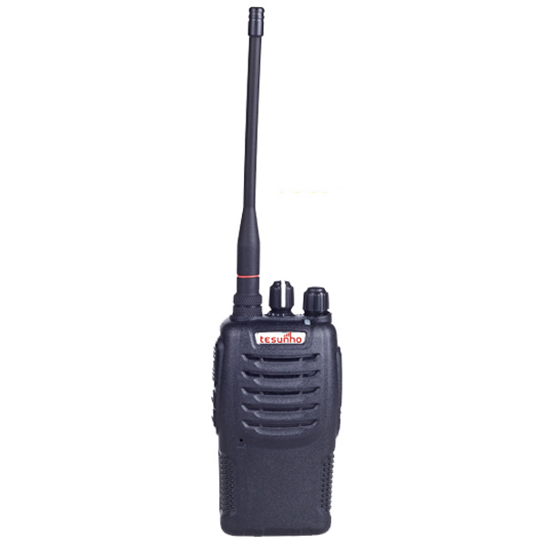 TESUNHOTH-580 high quality motorcycle uhf 5w license free professional radio
