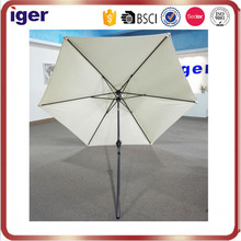3M 6ribs unique cantilever used decorative outdoor Indian automatic patio big garden line umbrellas
