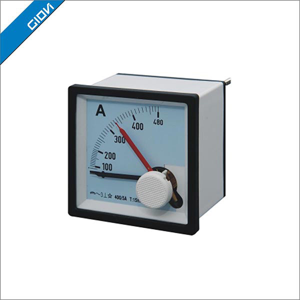 Current meter maximum demand ammeter