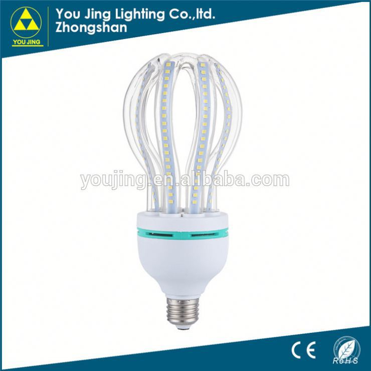 Led corn light cell energy saving lamps lotus energy saving lighting bulbs