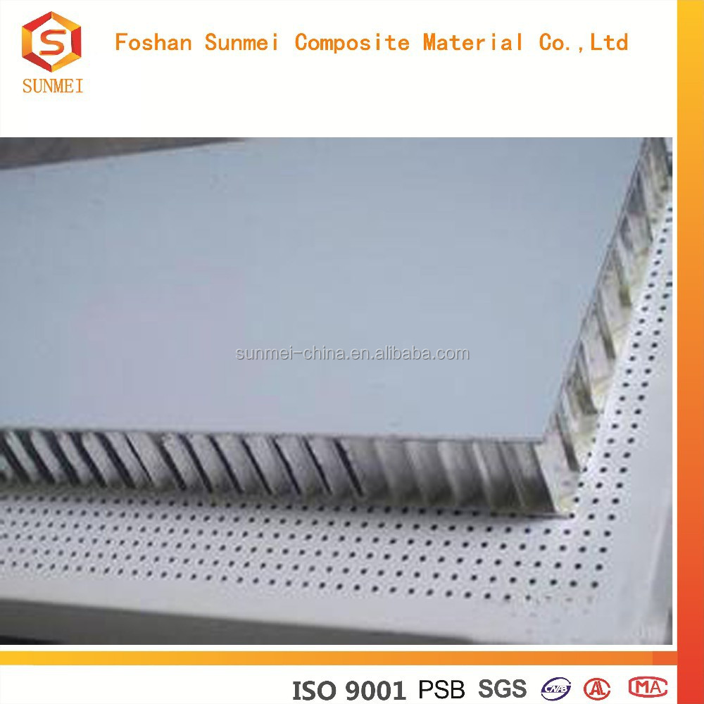 light weight fire proof honeycomb panel ceramic for floor