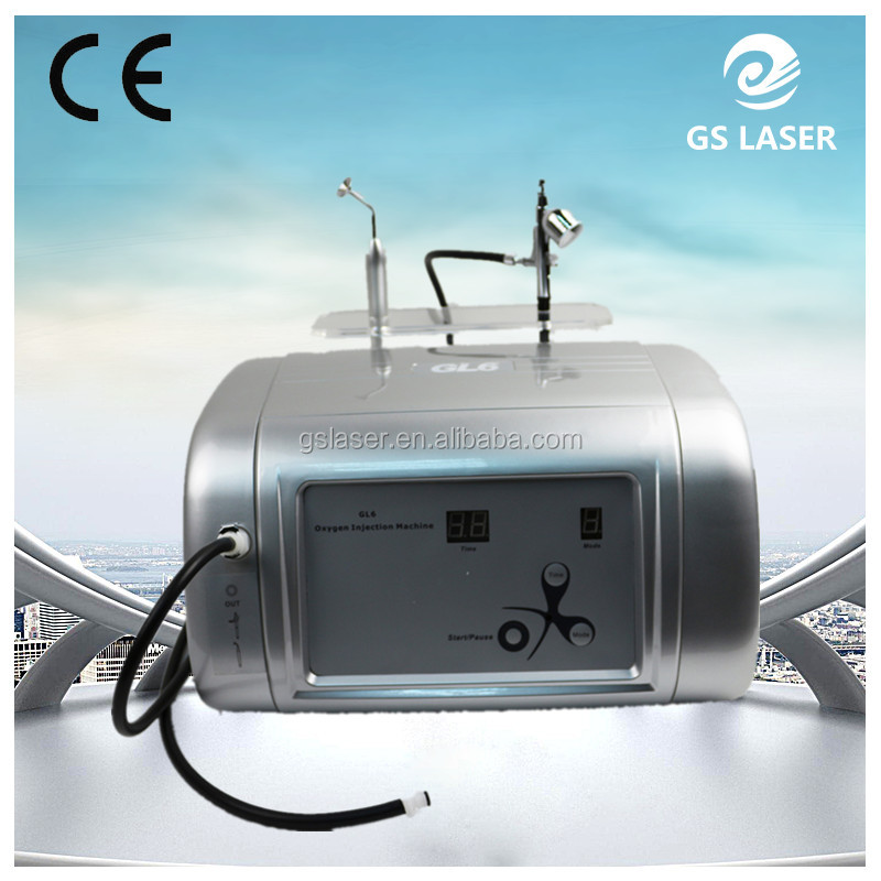 high effective pigment removal jet equipment for beauty salon