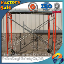 Building and Construction different types of scaffolding