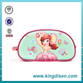 2017 Promotional beautiful EVA pencil box with two compartments