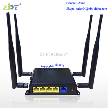 openWRT 300Mbps 3g gateway vpn router with wi-fi sim slot