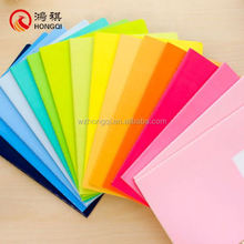 N034-A Office stationery item splain paper cover notebook,color diary notebook,2016 notebook