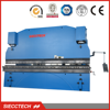 AL PLATE hydraulic metal plate bending press brake machine for sale