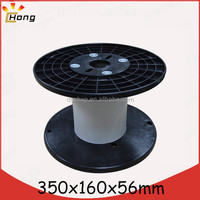 350mm empty plastic spool for wire or rope shipping