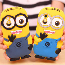 Minion despicable me design back cover case for lg g3 g4 stylus beat lg4 g pro lite dual d686 cover