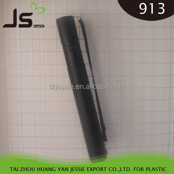 Draw tube diameter 7.2cm plastic map tube scroll holder 913