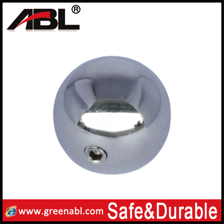 ABL 38.1/42.4/50.8 stainless steel weld pipe cap/pipe end cap