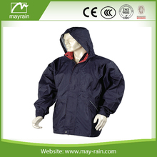 fashional100% waterproof outdoor man jacket with hood