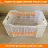 Plastic mould vegetable crates for sale